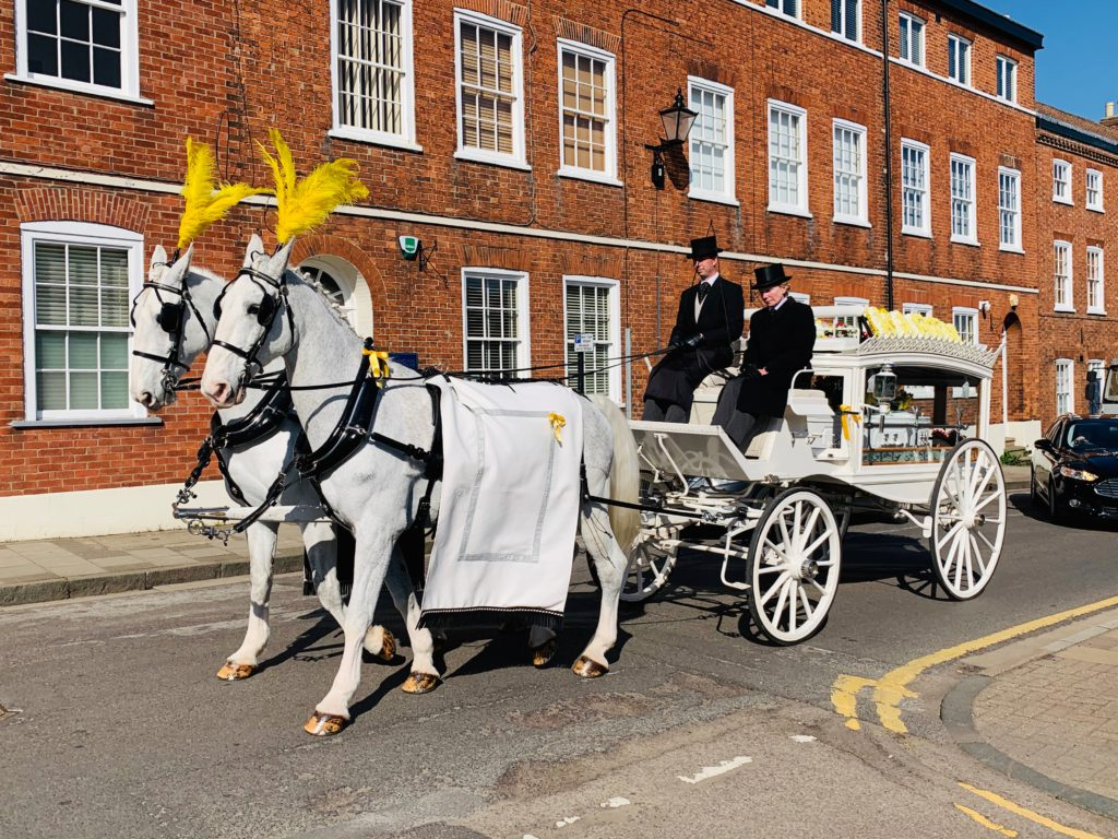 Price and Son Funerals Our Vehicles