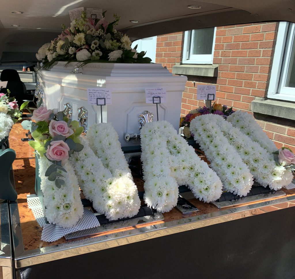 Price and Son Funeral Directors Floral Tributes